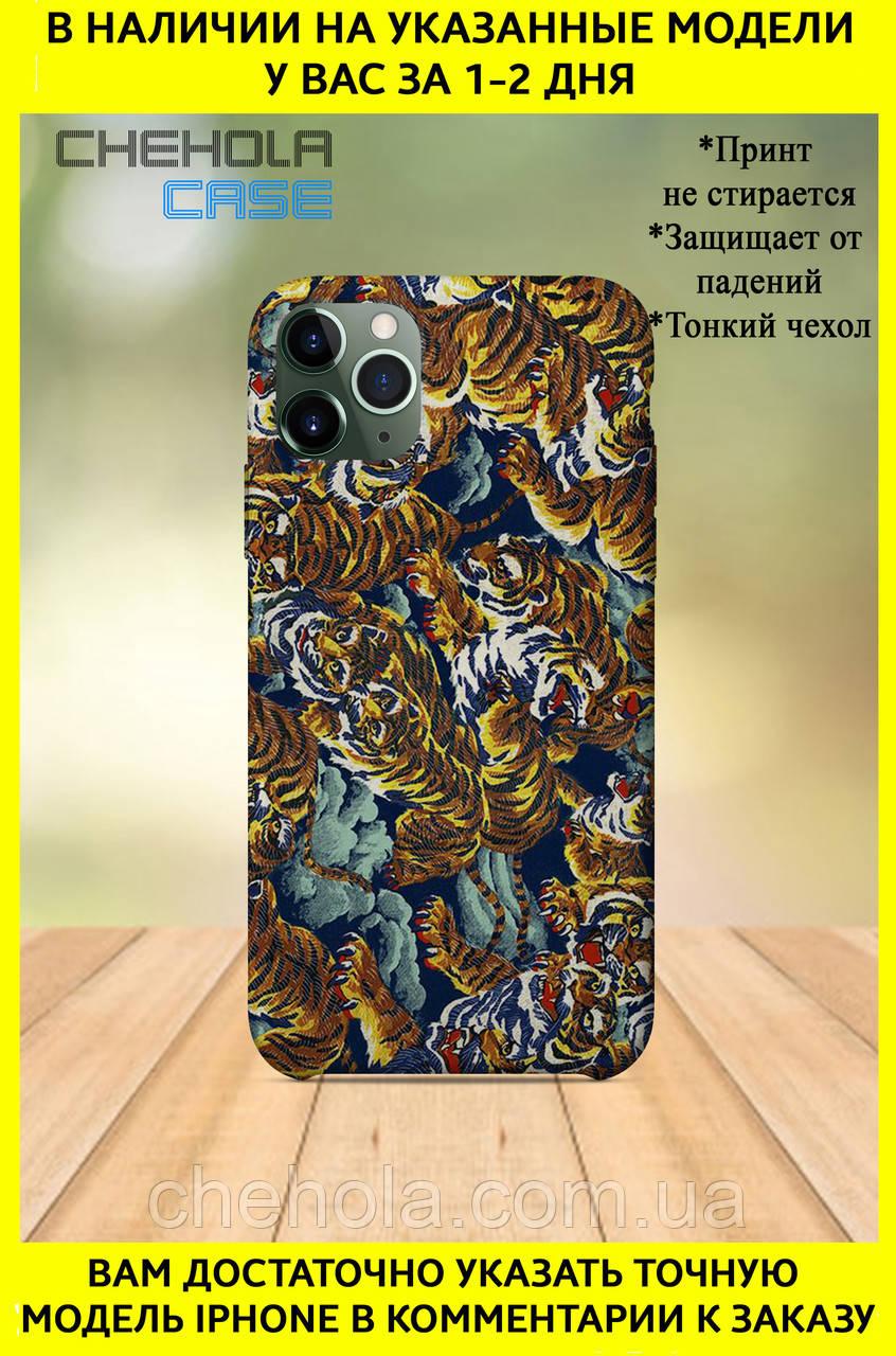 Чехол для iphone 11 Pro Max Pro В стиле Kenzo