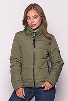 Демисезонная женская куртка MODA 0036 /04 (42) XS -XXL Хаки