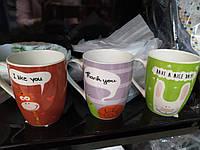Чашка Веселі звірі 360мл., фото 1