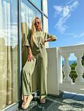 Легкий летнее костюм штаны и кофта, фото 2