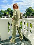 Легкий летнее костюм штаны и кофта, фото 4