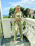 Легкий летнее костюм штаны и кофта, фото 7