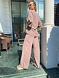 Легкий летнее костюм штаны и кофта, фото 8