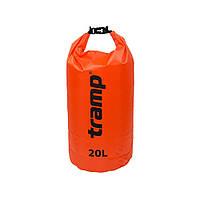 Гермомешок PVC Tramp Diamond Rip-Stop оранжевый 20л