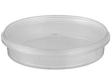 Судок пищевой 200 мл пластиковый (только по 400 штук)