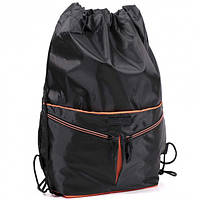 Рюкзак спортивный для сменной обуви Dolly ( 838 - DL) Серый