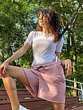 Женские   шорты  с высокой талией на резинке, фото 9