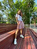 Женские   шорты  с высокой талией на резинке, фото 7