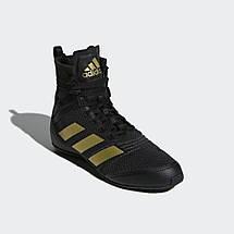 Обувь для бокса (боксерки) Adidas Speedex 18 (черный, AC7153), фото 2