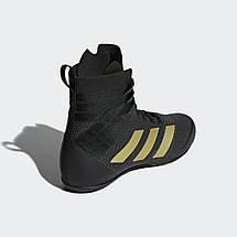 Обувь для бокса (боксерки) Adidas Speedex 18 (черный, AC7153), фото 3