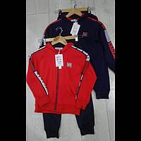 Трикотажные костюмы для мальчиков оптом  GRACE  98--128см