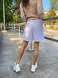 Женские   шорты  с высокой талией на резинке, фото 10