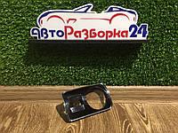 Рамка переключателя света и корректора фар Skoda Superb Шкода Суперб 2009 - 2013, 10032251