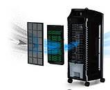 Охладитель воздуха, напольный кондиционер, ионизатор, мобильный кондиционер, увлажнитель OneConcept 4 в 1, фото 3
