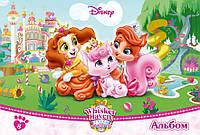 Альбом для малювання. Palace Pets. Disney