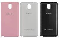 Задняя панель корпуса (крышка аккумулятора)  Samsung Galaxy Note 3 N900, N9000, N9005, N9006, фото 1