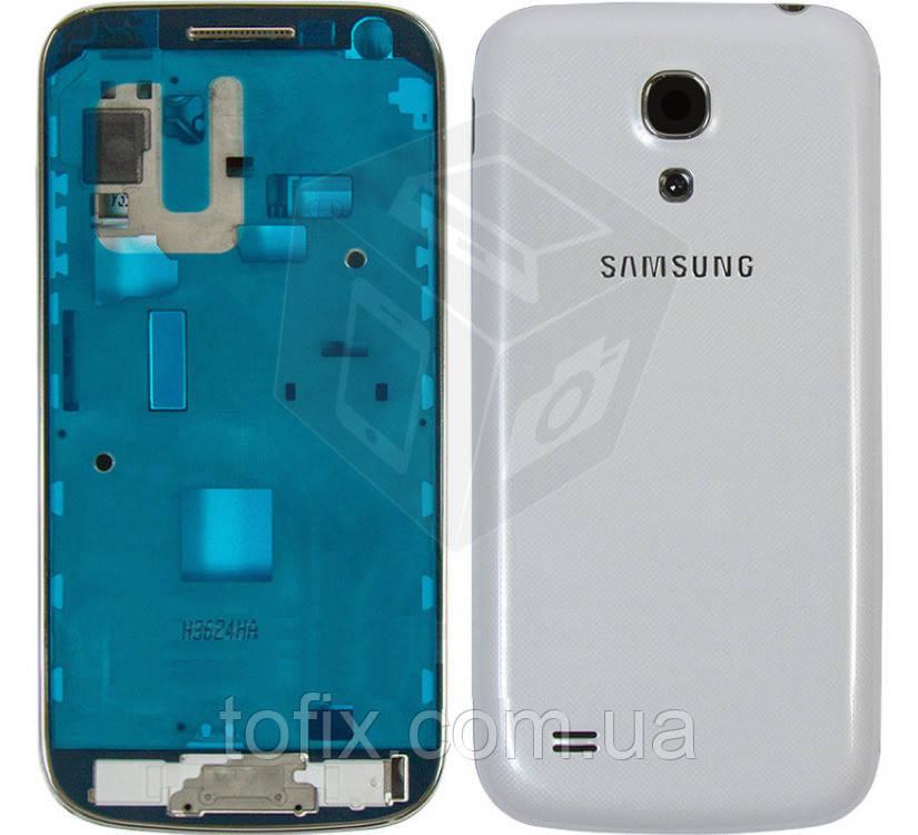 Корпус для Samsung Galaxy S4 Mini i9190, i9195, белый