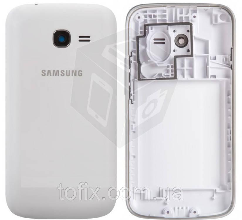 Корпус для Samsung Galaxy Star Plus S7262, белый