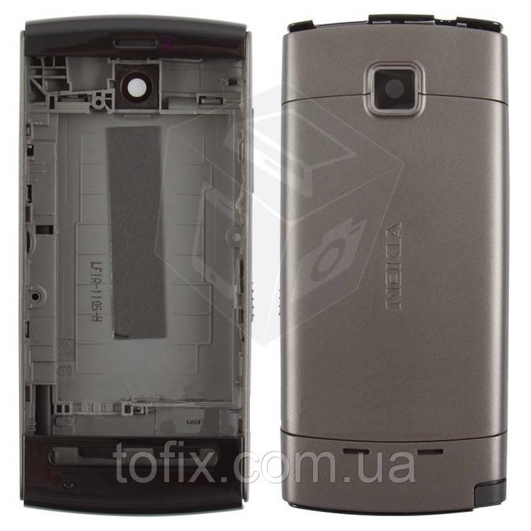 Корпус для Nokia 5250, серый