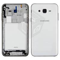 Корпус для Samsung Galaxy J7 J700 H/DS, белый