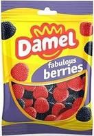 Жуйки Damel berries 70 г