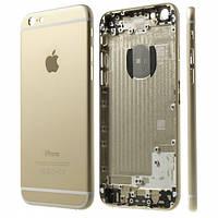 Корпус для Apple iPhone 6, золото, Gold, фото 1