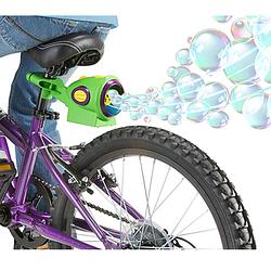 """Установка с мыльными пузырями """"Bike bubbler"""" c креплением на велосипед"""