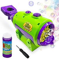 """Установка с мыльными пузырями """"Bike bubbler"""" c креплением на велосипед scn"""