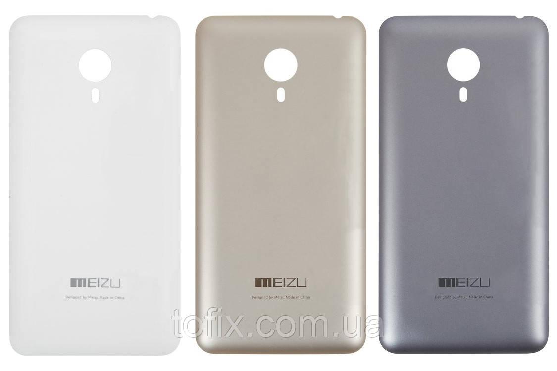 """Задняя панель корпуса (крышка аккумулятора) для Meizu MX4 Pro 5.5"""" (M462)"""