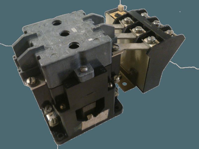 Пускатель электромагнитный ПМА-3202 380В