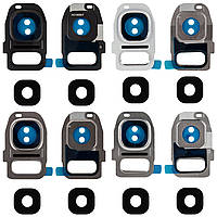 Стекло камеры для Samsung Galaxy S7 G930, S7 EDGE G935, оригинал, фото 1