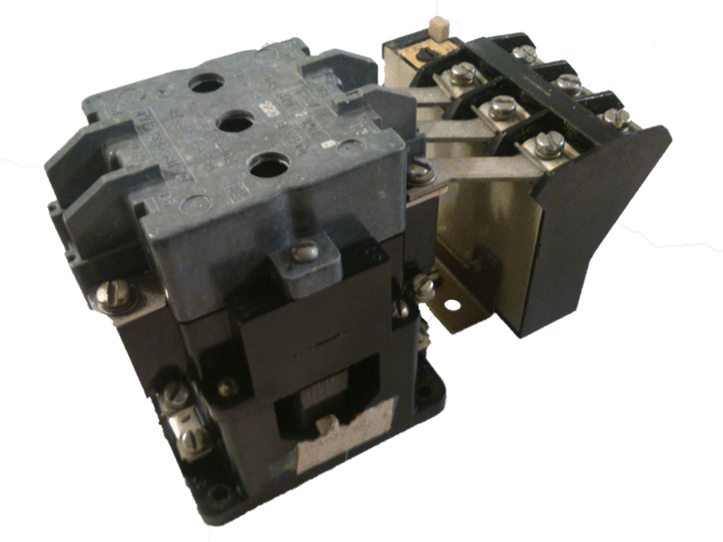 Пускатель электромагнитный ПМА-3202 220В