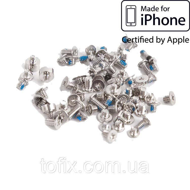 Шурупы для iPhone 7, полный комплект, черные