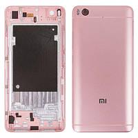 Корпус для Xiaomi Mi5s, розовый