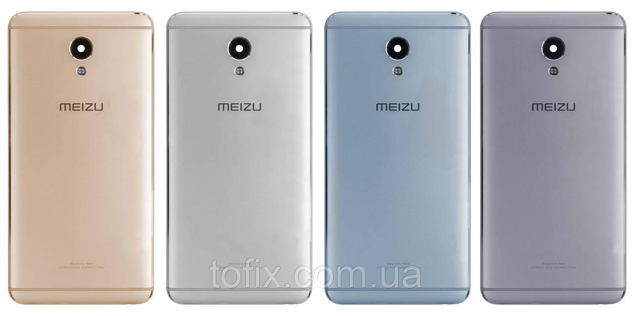 Задняя панель корпуса (крышка аккумулятора) для Meizu M5 Note