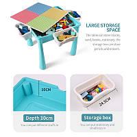 MoYu Multi-functional Educational Table   Многофункциональный детский стол большой MY7803