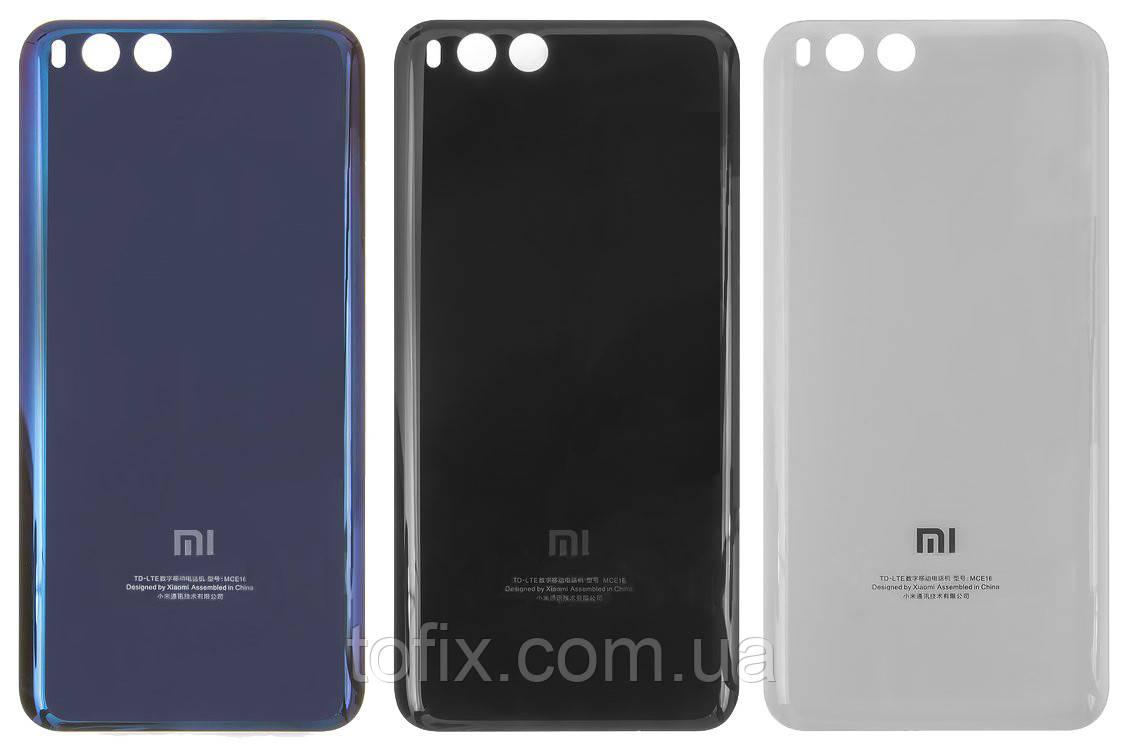 Задняя панель корпуса (крышка аккумулятора) для Xiaomi Mi6 (Mi 6)