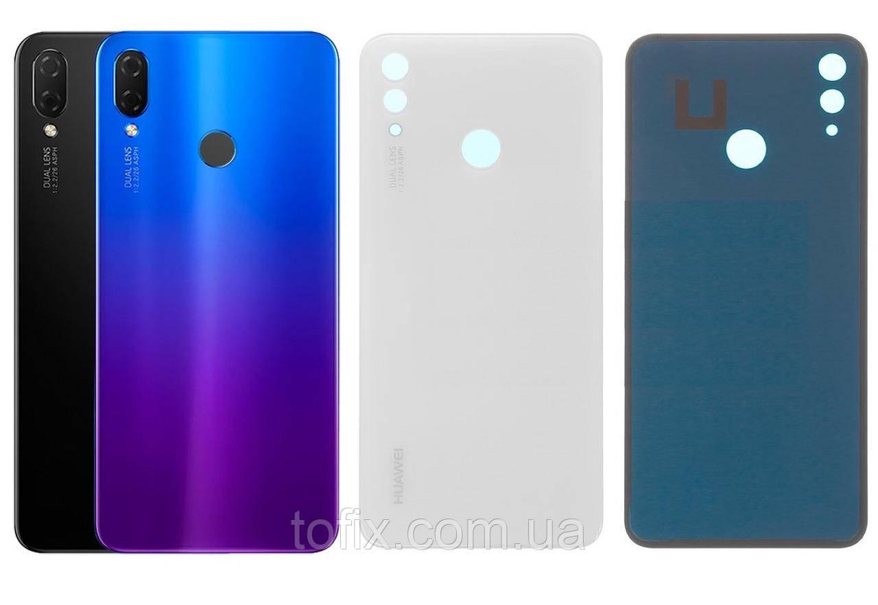Задняя панель корпуса для Huawei P Smart Plus (INE-LX1), оригинал