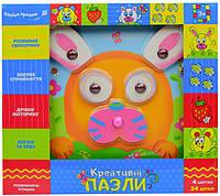 Детская мозаика-пазлы для малышей KI-7063