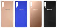 Задняя панель корпуса (крышка аккумулятора) для Samsung Galaxy A7 (2018) A750, фото 1
