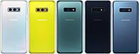 Задняя панель корпуса (крышка аккумулятора) для Samsung Galaxy S10e G970