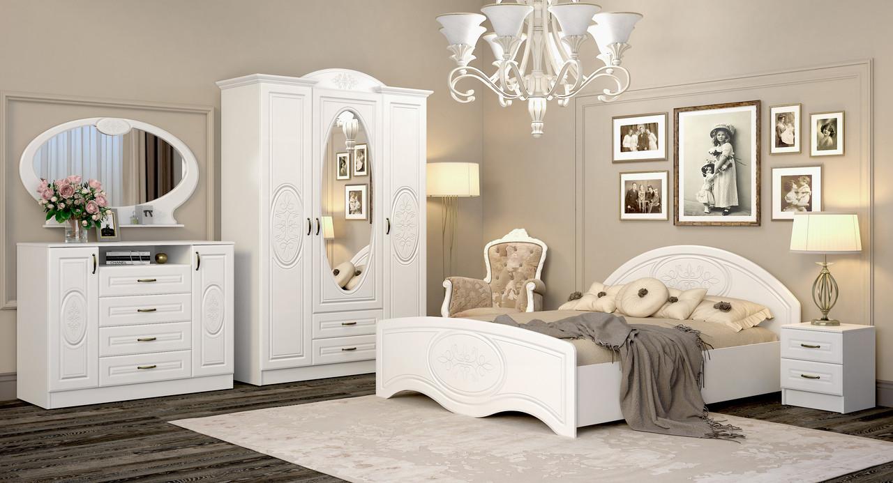Модульная спальня Василиса 4