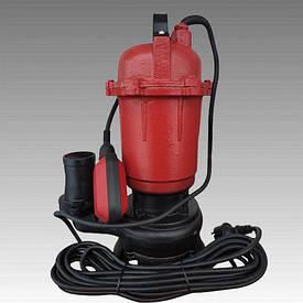 Фекально-дренажний насос Могильов ФДН-2300 з поплавковим вимикачем (для брудної води)