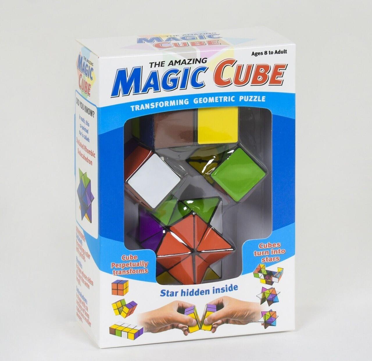 """Головоломка 0517 """"Магический Куб"""" (48) в коробке"""