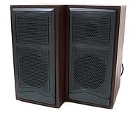 Деревенные Мощные колонки для ПК и ноутбука, акустика с дополнительным выходом jack 3.5 FT-102.