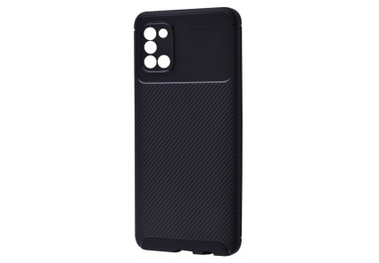 Ultimate Experience Carbon (TPU) Samsung Galaxy A31 (A315) (black)