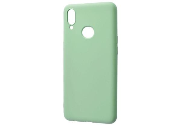 WAVE Colorful Case (TPU) Samsung Galaxy A10s (A107F) (mint gum)