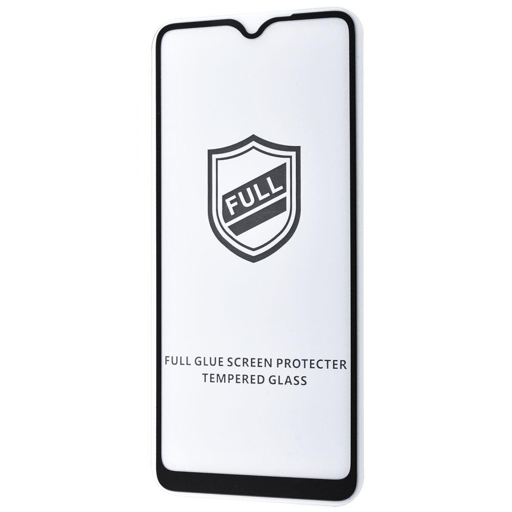 Защитное стекло Full Glue HQ Samsung Galaxy A20s (A207F) без упаковки (black)