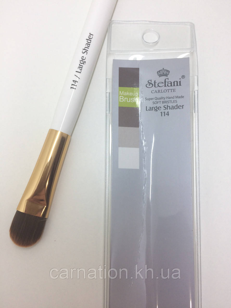 Кисть для теней Stefani Large Shader 114