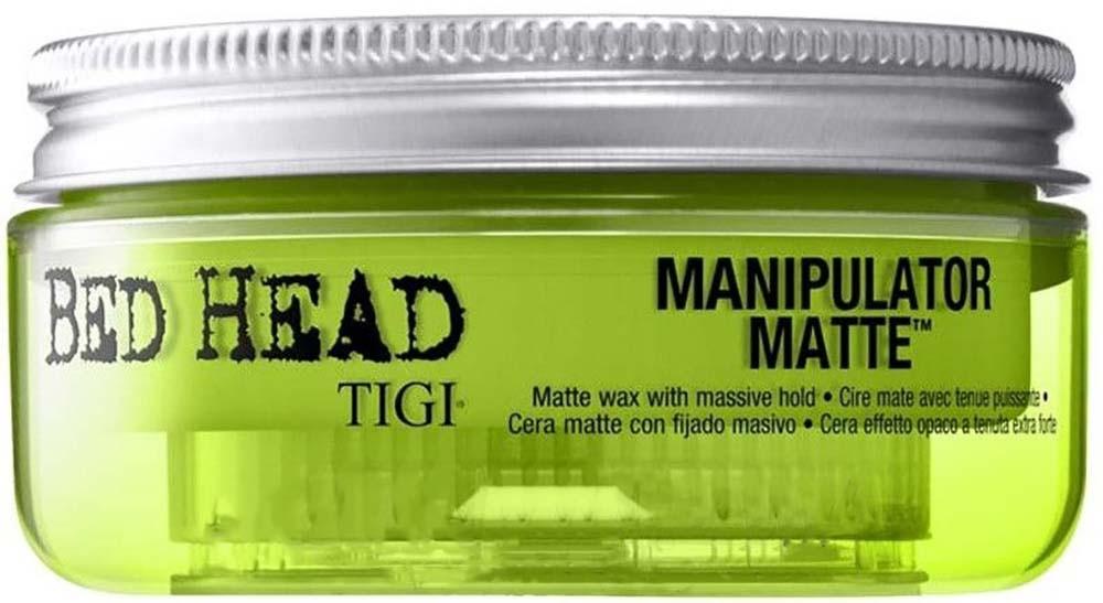 Воск матовый для моделирования волос Tigi Manipulator Matte 57 мл